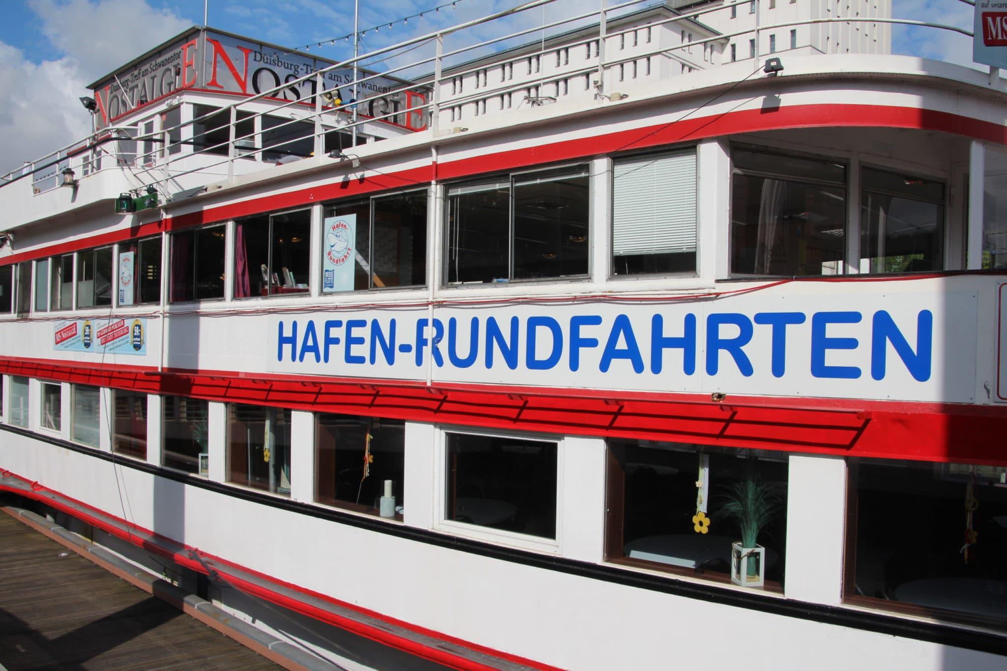 Ausflug zum Binnenhafen Duisburg 06-2014 (1)