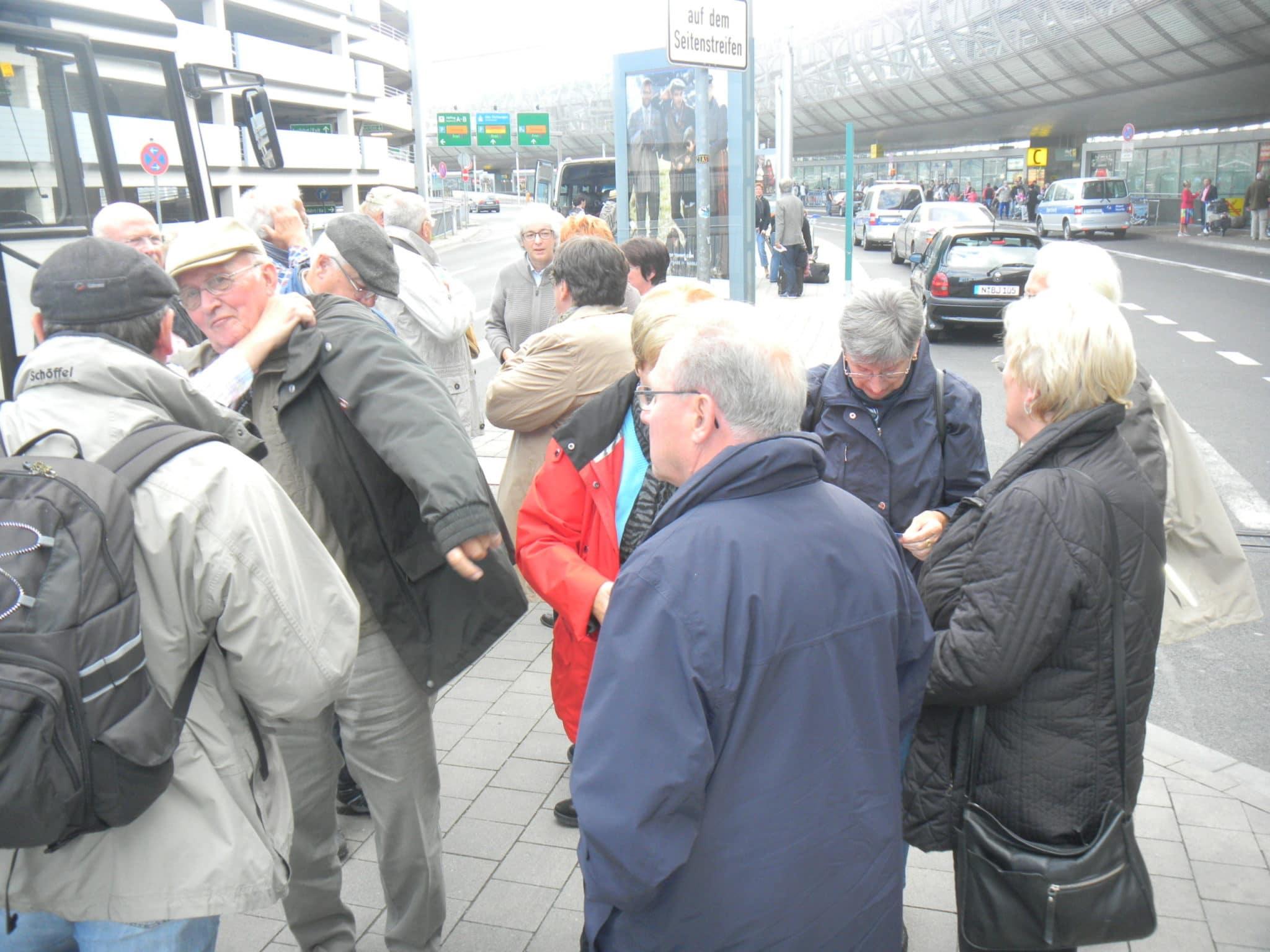 Ausflug zum Flughafen DUS 09-2012 (2)