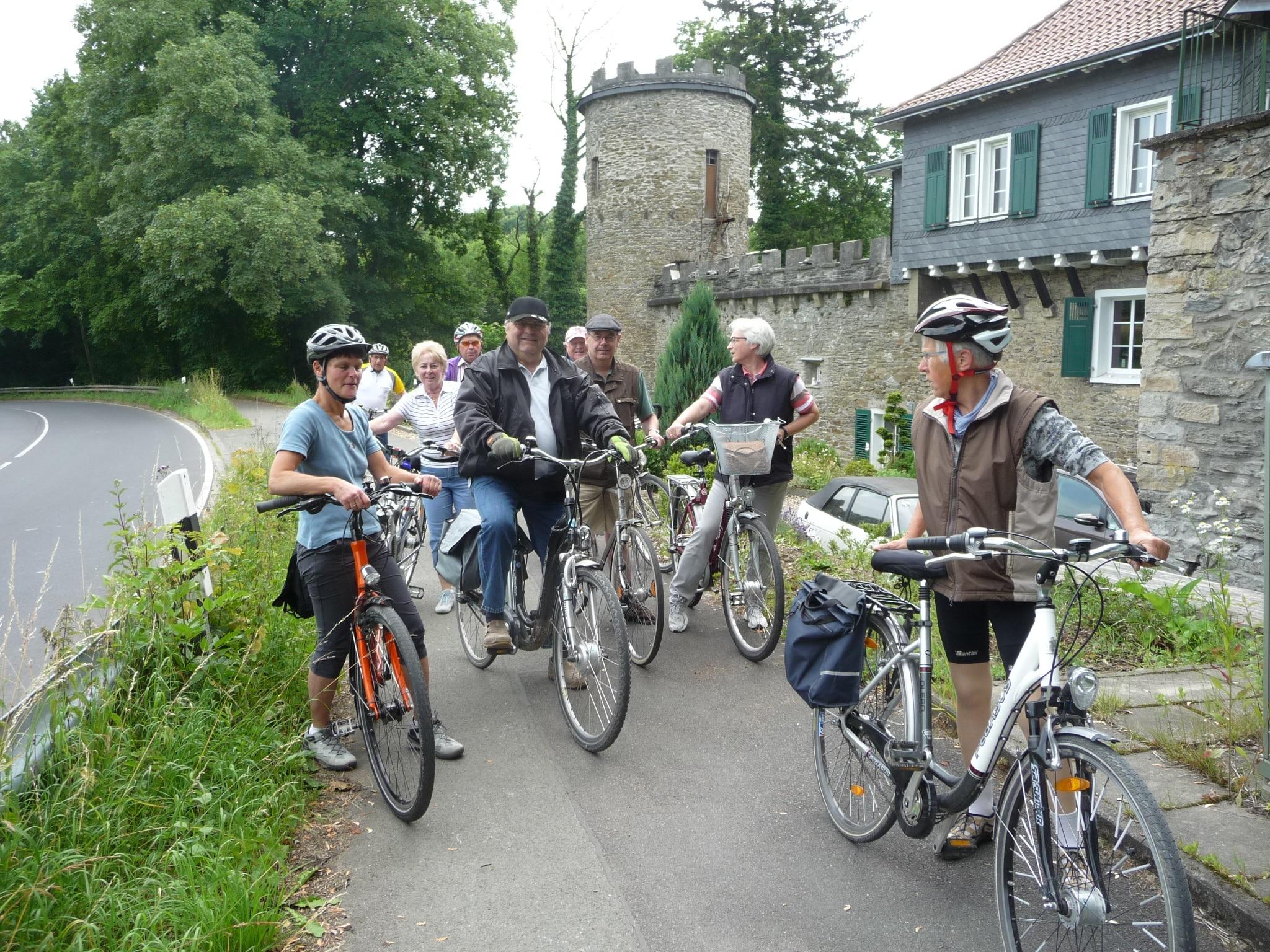 Fahrradtour 2013(1)