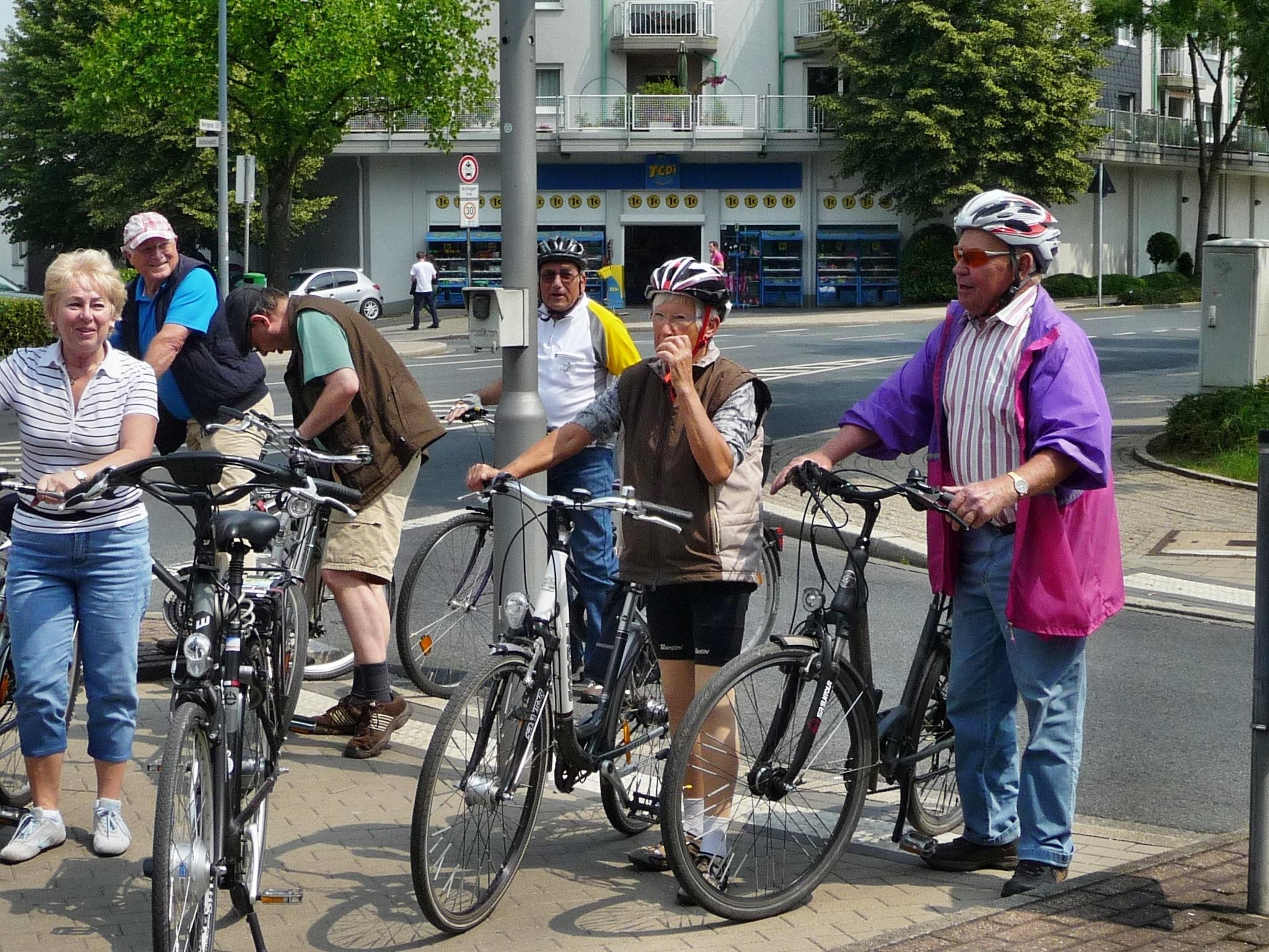 Fahrradtour 2013(2)