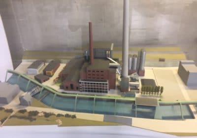 WSW Kraftwerk Wuppertal